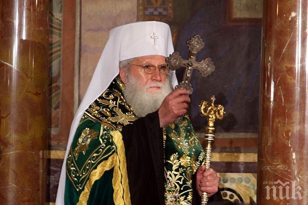 патриарх в мерседесе