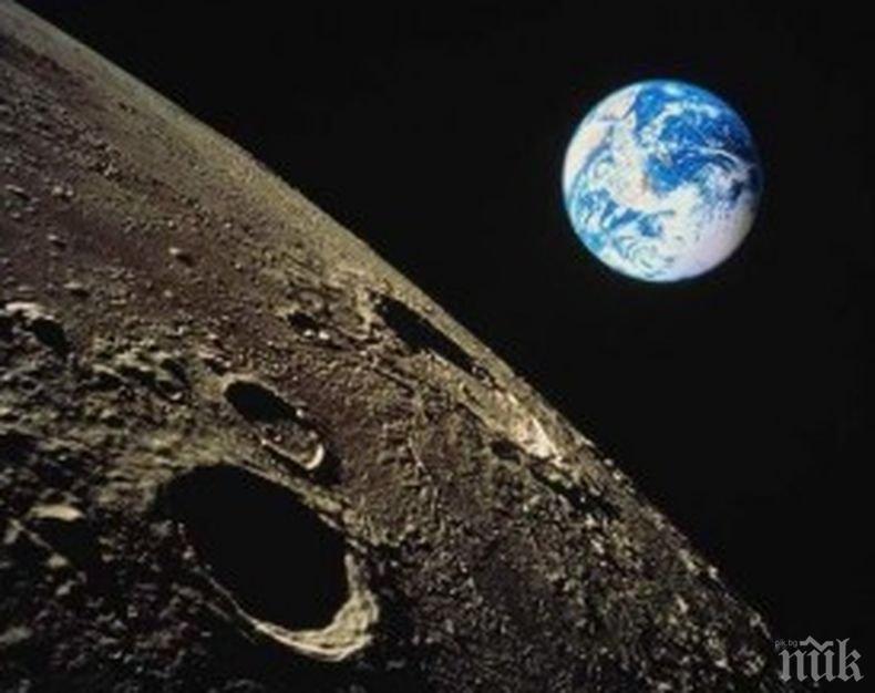 НАСА ще строи ракетен завод на Луната