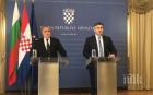 ПЪРВО В ПИК! Борисов в Загреб: Западните Балкани са нашите Балкани, нашата Европа! (ВИДЕО)