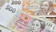 Чехия смята своята валута за по-изгодна от еврото