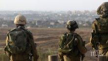 Палестински ракети удариха Израел (ВИДЕО)