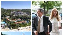 """ЕКСКЛУЗИВНО В ПИК! Ето в кой хотел Деси Банова ще каже """"Да"""" на Плевнелиев! Премиерът Борисов също е бил там (СНИМКИ)"""