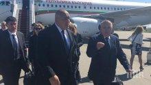 ИЗВЪНРЕДНО В ПИК! Премиерът Борисов пристигна в Украйна (СНИМКИ)
