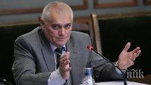 Валентин Радев: Чуждите шофьори масово не си плащат глобите