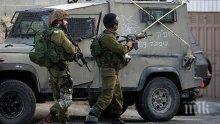 Палестинка е убита от израелски огън на границата с Ивицата Газа