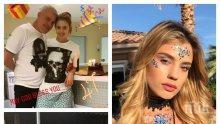 САМО В ПИК! Оперираха за трети път Кристин след тежка зараза от столична болница! Турски доктори спасиха по чудо пострадалата в катастрофата с Дивна моделка (СНИМКИ)