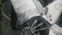 ГОРЕЩО! Първи разкрития за падането на самолета край Казанлък