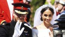 Как е изглеждала Меган Маркъл на първата си сватба (СНИМКА)