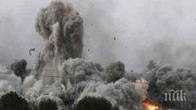 Ексклузивно за войната! Изстреляха две ракети от Газа към Израел