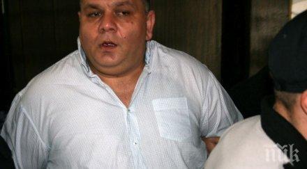 ПРИСЪДА! 12 години затвор и 375 000 лева глоба благоевградския сутеньор Марто Дебелия