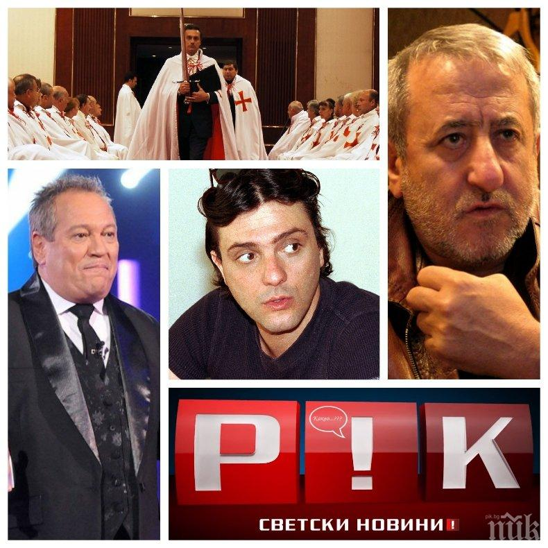САМО В ПИК TV! Големият актьор Георги Мамалев ридае за Чочо, Велко и Баташов - ето какво каза пред медията ни за покойните великани на театъра