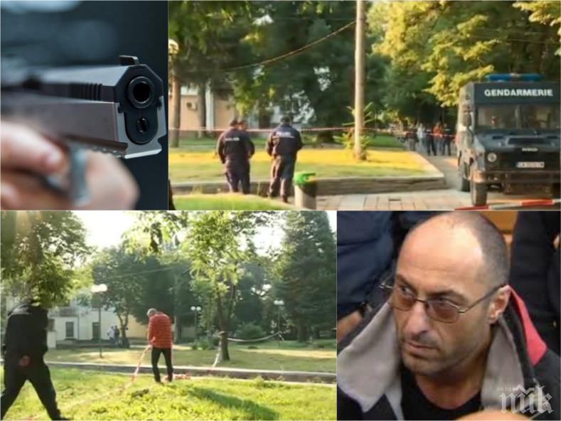 ЕКСКЛУЗИВНО В ПИК! Появи се първа СНИМКА на Марио Панчев, който гръмна Владимир Пелов в центъра на Ботевград