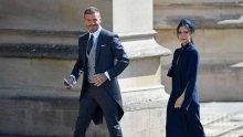 Дейвид и Виктория Бекъм даряват тоалетите си от кралската сватба