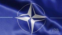 Военните министри от НАТО се събират в Брюксел срещу Русия