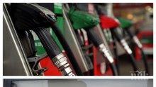 ЛОША ПРОГНОЗА! Експерт с последни данни за цените на горивата и с колко ще се покачват