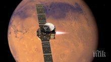 НАСА: На Марс има органични съставки, необходими за живота