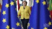 ЧУДО! Меркел пое отговорност за хаоса с бежанците