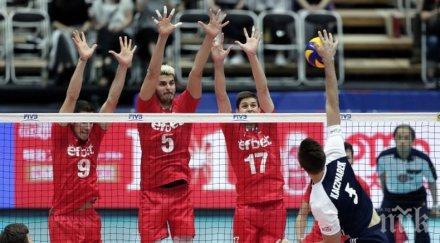 Волейболните национали приключиха със загуба от Полша в Япония
