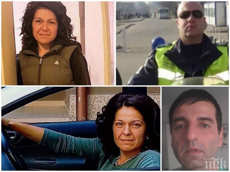 ОКОНЧАТЕЛНО! Прегазилата полицай Катя Лерца отива в Сливенския затвор