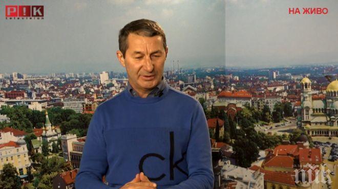 ГОРЕЩА ТЕМА! Владимир Каролев за цената на горивата: Повишение ще има на граничните села