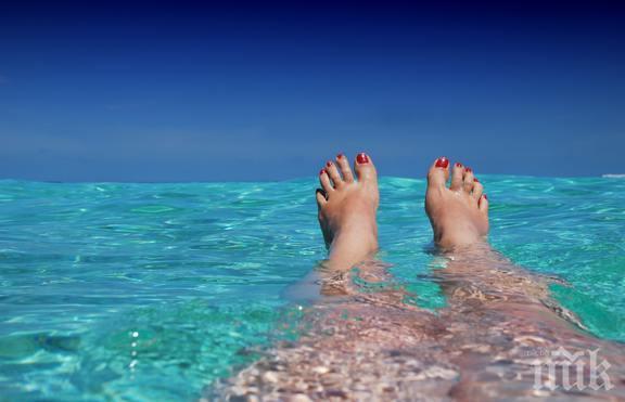 Полезен съвет - как да се грижим за краката си през лятото