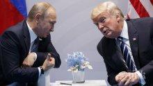 Гласът на Путин: Искаме Тръмп на Световното първенство по футбол