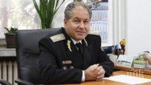 """Бригаден генерал Борислав Сертов от """"Военна полиция"""": Рано е да се правят заключения за причините за катастрофата край авиобаза """"Крумово"""""""