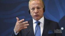 Косовският външен министър декларира 600 милиона евро