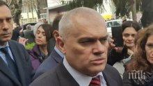 Министър Радев стяга редиците в Ботевград след убийството на Пелов