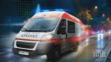 ИЗВЪНРЕДНО! Линейки карат пострадалите от рухналия хеликоптер! Има опасност от взрив на летището край Пловдив! (СНИМКА/ВИДЕО)