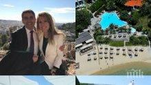 ВИП СВАТБА! Ето в кой хотел ще се женят Деси и Росен Плевнелиев