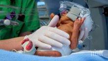 Български лекари ще спасяват преждевременно родените бебета в Македония
