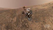 """Пясъчна буря на Марс превърна деня в нощ! Маркоходът """"Опортюнити"""" е в опасност"""