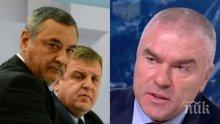 ЗАЩИТА! Вицепремиерът Симеонов скочи на Марешки за исканата оставка на Каракачанов