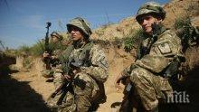 НАПРЕЖЕНИЕ! Киев започна маневри в Източна Украйна (ВИДЕО)