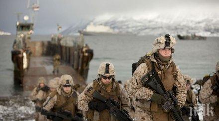 БЛИЗО ДО РУСИЯ! Норвегия иска повече американски пехотинци