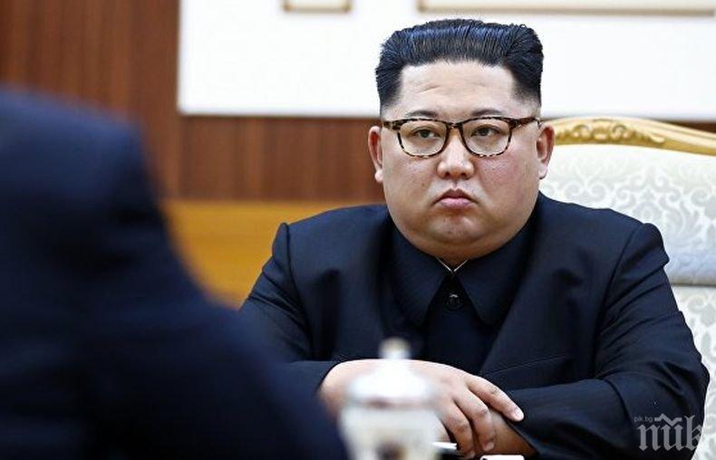 Ким Чен Ун се върнал в Пхенян веднага след срещата си с Доналд Тръмп