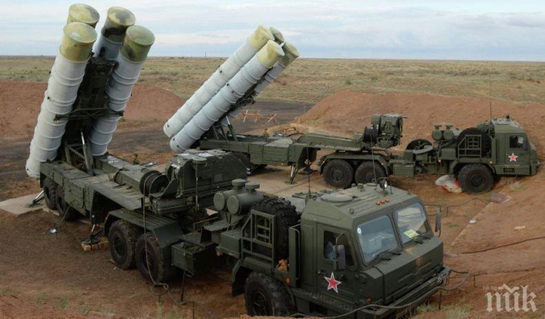 САЩ правят всичко възможно да убедят Турция да не купува руските ракетни комплекси С-400
