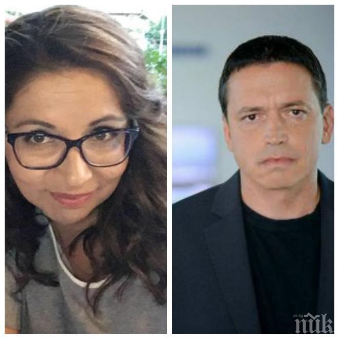 СКАНДАЛНА ТВ ШЕФКА се омъжи! Дарина Сарелска вече е снаха на бивш депутат (СНИМКИ)