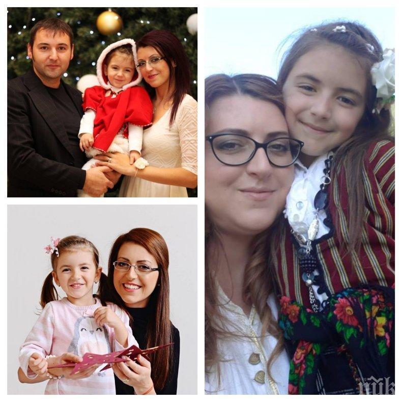 ДРАМАТА Е НЕОПИСУЕМА! Майката на загиналата в Турция Вивиан ридае безутешно: Мами, намери място, където да ти е светло и топло, докато дойда!
