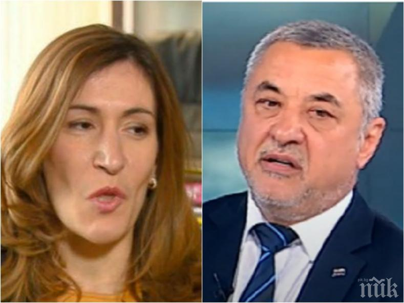 ИЗВЪНРЕДНО В ПИК TV! Валери Симеонов с гръмовен коментар! Диалогът с Ангелкова - семейна тайна, наистина ли вицепремиерът намекна за оставка