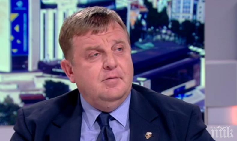 Военният министър изригна: Модернизацията на армията е закъснял с много години процес
