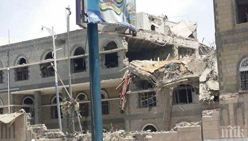 Четирима военнослужещи от ОАЕ загинаха в Йемен