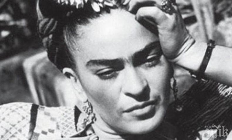 Лондонски музей представя голяма изложба, посветена на Фрида Кало
