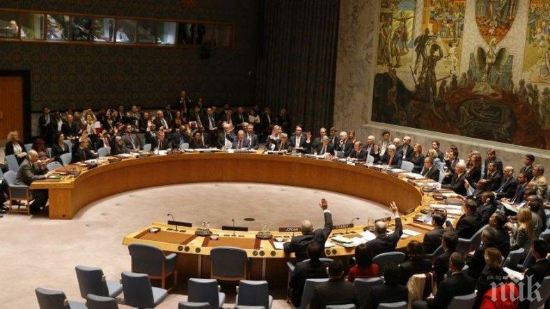 ООН прие резолюция, осъждаща действията на Израел в Ивицата Газа
