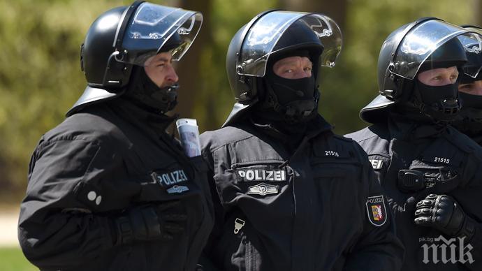 Германските власти арестуваха тунизиец, заподозрян в терористичен заговор