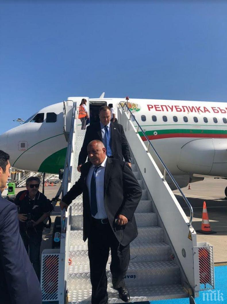 ВАЖЕН ДЕН! Премиерът Борисов отива в Палестина