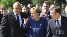 """ПЪРВО В ПИК! """"Галъп"""" с горещо проучване за европредседателството – успя ли Борисов като лидер на ЕС (ГРАФИКА)"""
