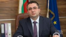 Министър Нанков връчва дипломите на зрелостници в Ловеч