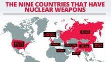 ДОКЛАД: Ядрените държави модернизират арсеналите си